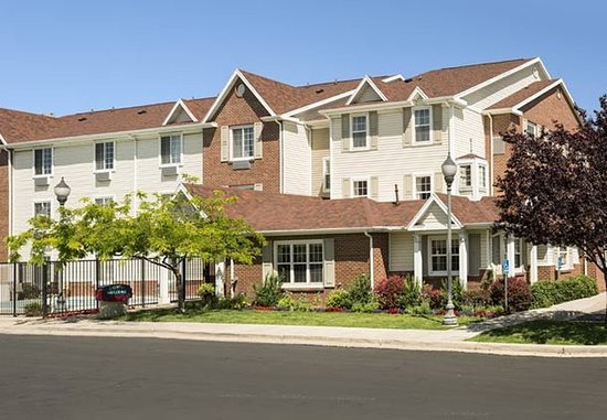 TownePlace Suites Salt Lake City Layton: Exterior