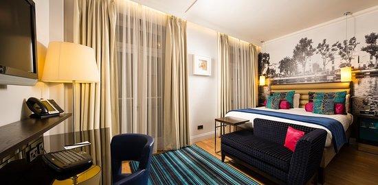 Hotel Indigo London-Paddington: Guest room
