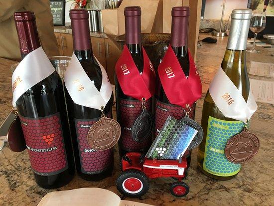 Dyke, VA: wines