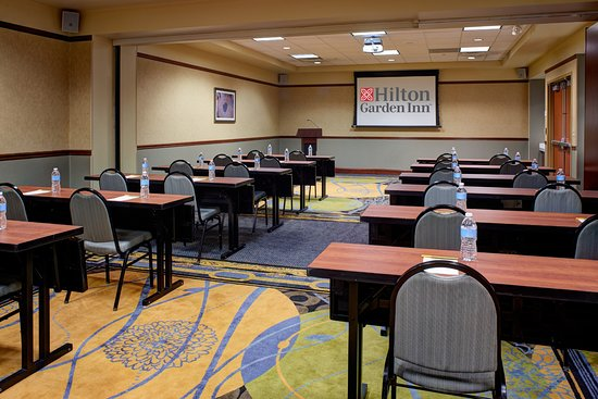 Hilton Garden Inn Detroit Downtown: 3,500 square feet of meeting space is available in our hotel