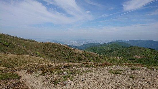 Higashiomi, Ιαπωνία: 雨乞岳