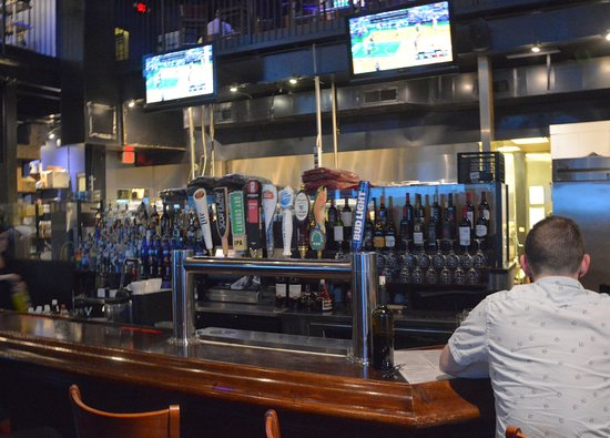 Elevation Chophouse & Skybar: Fully Stocked Bar