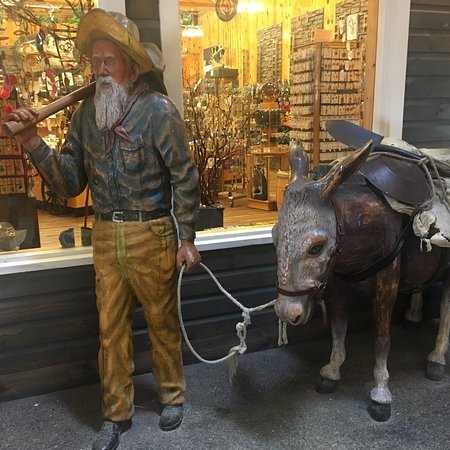 Wall, Dakota del Sur: Cowboy