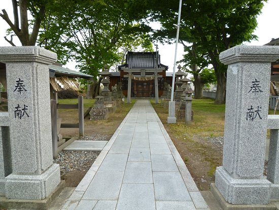 Akuda Inari Shrine