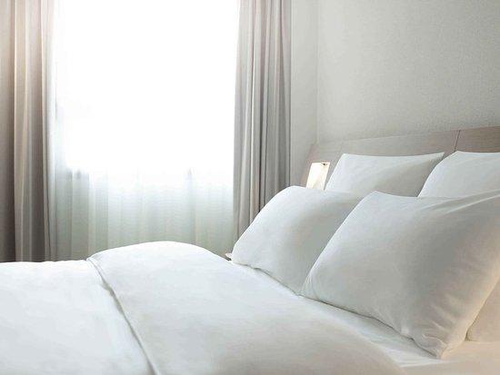 Novotel Paris Creteil Le Lac : Guest room