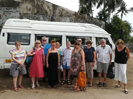 Muziris Heritage - Day Tours: our small group