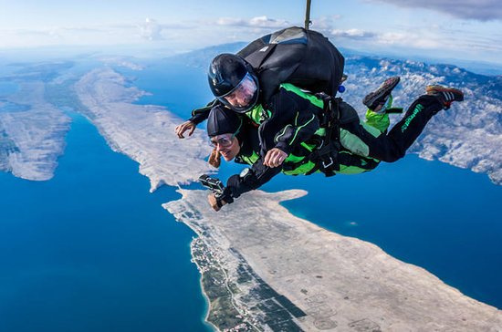 Skydiving Croatia - Zadar