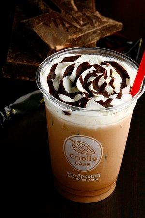 Criollo Cafe Kobe: フローズンも種類豊富にご用意