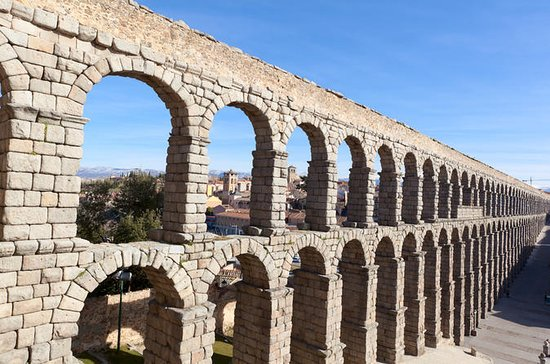 Avila with Walls Access and Segovia...