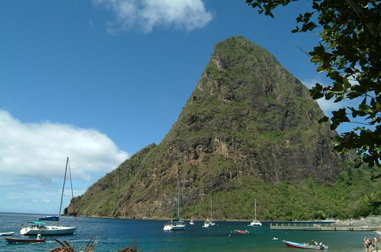 Gros Piton Nature Trail Hike in St...