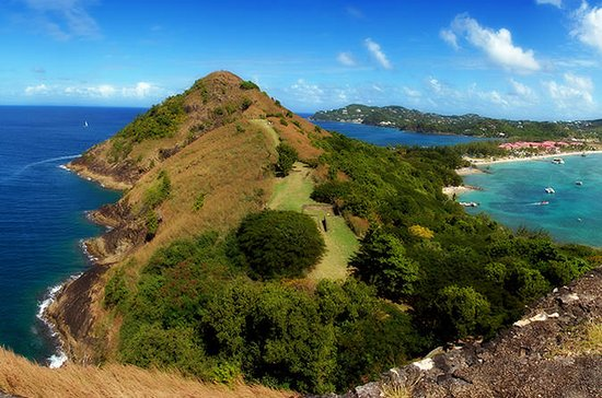 Land and Sea Adventure to Soufriere