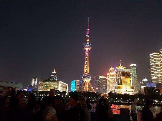 Ο Πύργος Oriental Pearl: Oriental Pearl Tower
