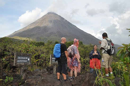 Half-Day Hike to Arenal Volcano in...