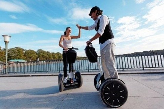 St Lucia Sunset Segway Tour with...