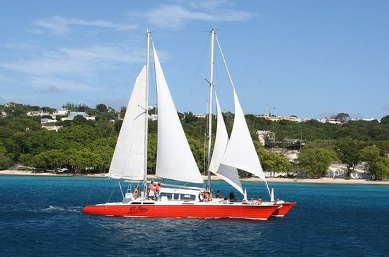 Barbados Catamaran Snorkling Cruise