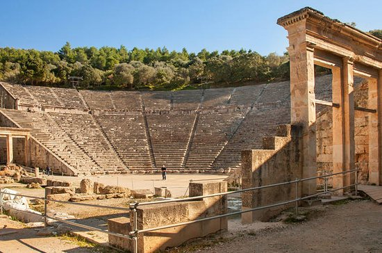 Half day tour in Mycenae and...