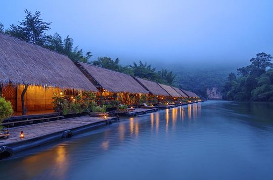 2-Day River Kwai Jungle Rafts