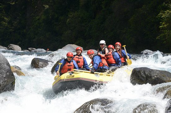 Tongariro River White Water Rafting...
