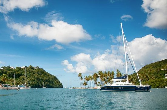 St Lucia Shore Excursion: Catamaran...
