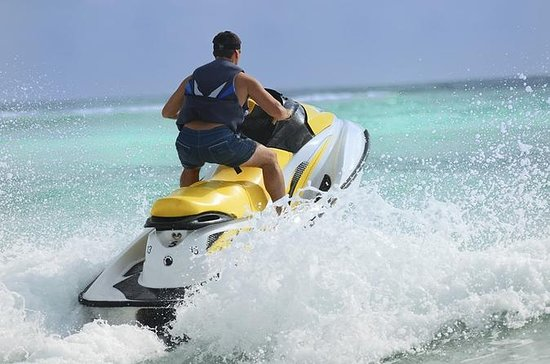 Jet Ski Rental at Orient Bay Beach