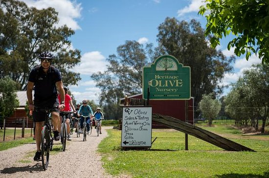 Self-Guided Gourmet Culinary Cycling...