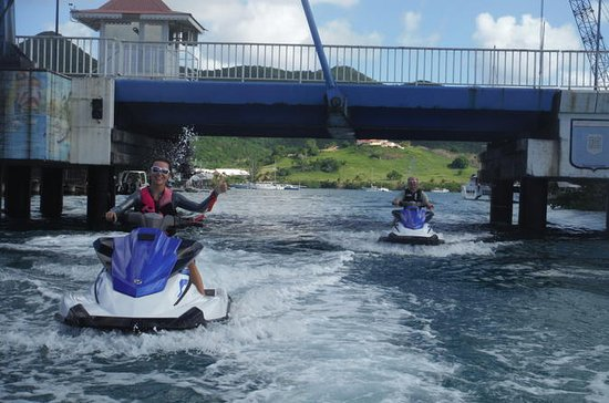 Full-Day Jet Ski Tour in St Martin
