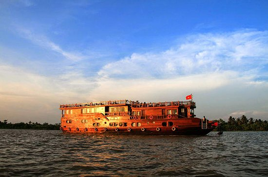 2-Day Mekong River Cruise from Ho Chi...