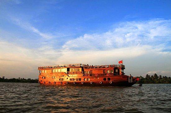 2-tägige Mekong-Bootsfahrt von...