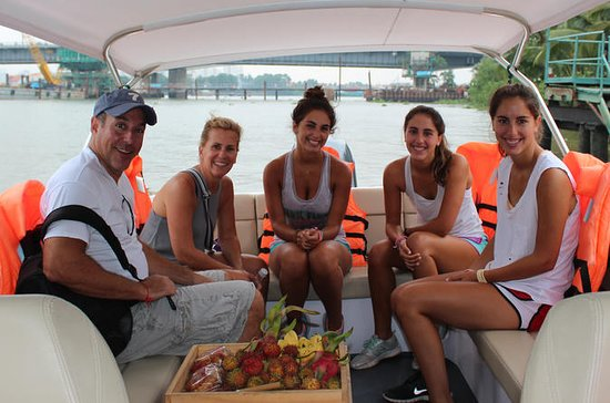 Saigon River Sightseeing by Luxury Speedboat