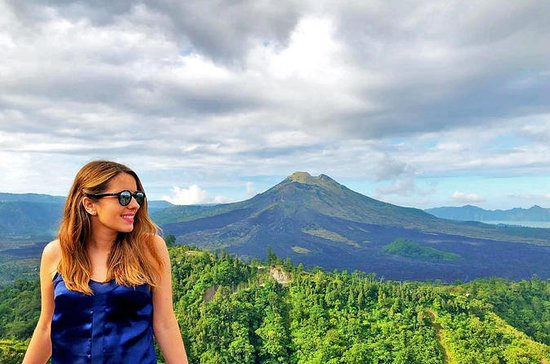 Privé dagtrip met Ubud en Volcano