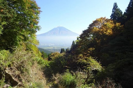 Private Tour: Tenshi Mountains Hike...