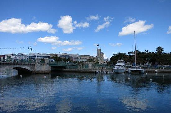 Vandringstur på Bridgetown Barbados