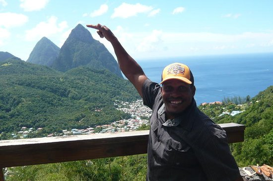 Scenic Tour of Soufriere