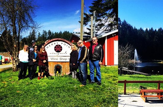 Half-Day Victoria to Cowichan Valley Wine Tour with Tastings: Victoria to Cowichan Valley Wine Tour