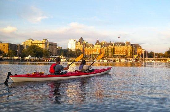 Visite du Victoria Harbour Sunset...
