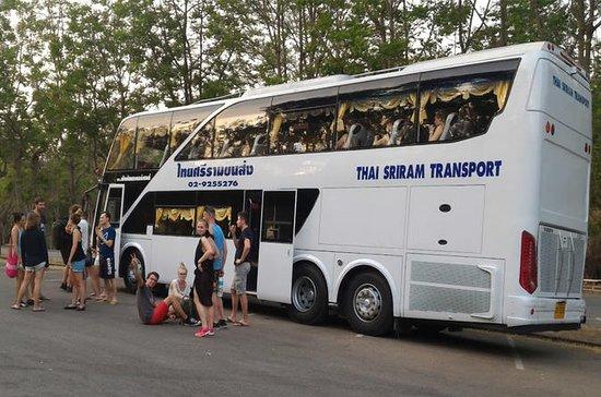 Bangkok nach Chiang Mai von Thai Sriram Coach mit 36 Liegesitzen