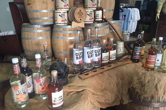Cayman Spirits Distillery Tour and...