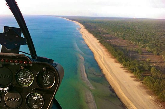 Torres Straits Helikopter-Tour an der ...