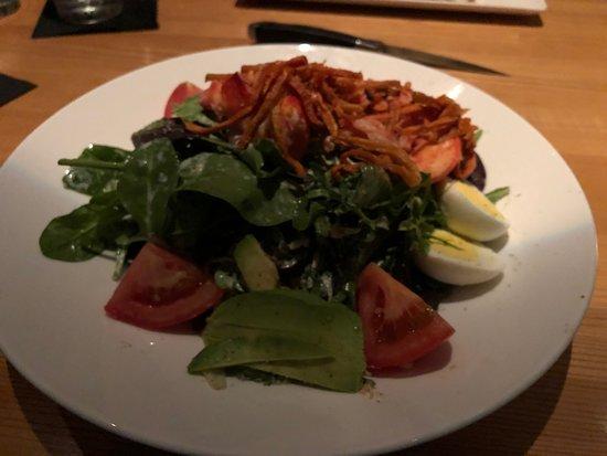 Bristol Seafood Grill: Lobster Cobb salad