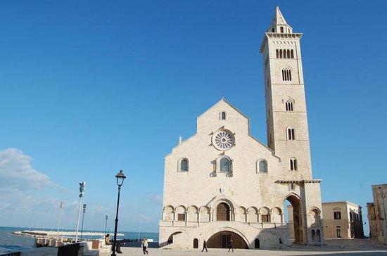 Visite privée à pied de Trani