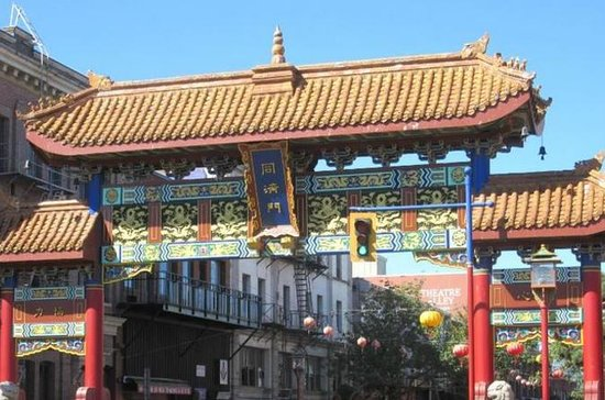 Historical Chinatown Walking Tour