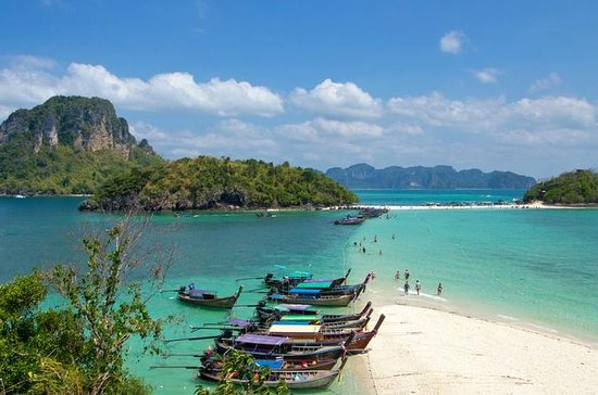 Full-Day Krabi Island-Hopping Tour by...