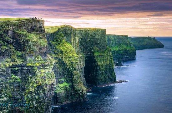 Cliffs of Moher, Aran Islands, Wild...