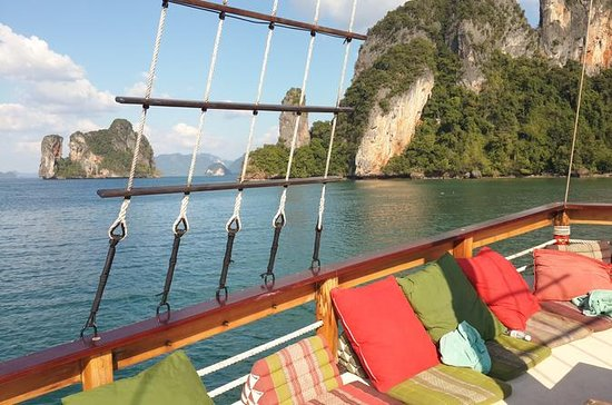 Full-Day Phang Nga Bay Cruise from...