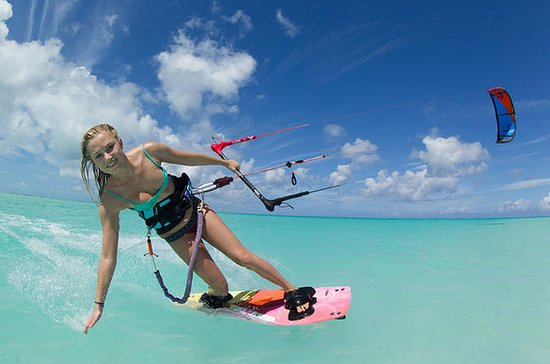 Introductory Semi-Private Kitesurf...