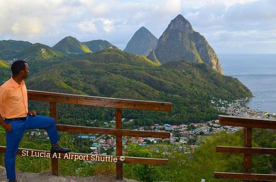 Soufriere Experience Island Tour of...