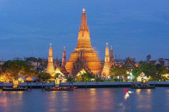 Bangkok City Tour of 10 Attractions