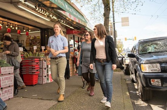 Historic Downtown Victoria Food Tour
