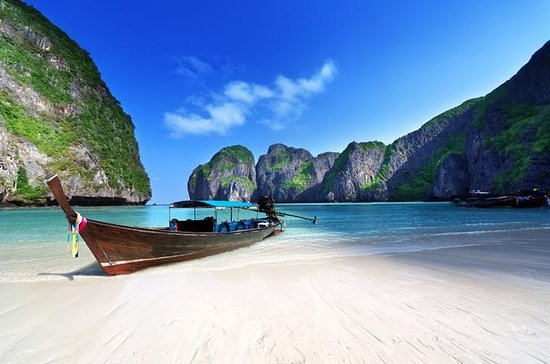 Full-Day Phi Phi Islands Speedboat Tour...
