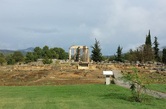 Private Tour: Ancient Nemea and Wine Tasting from Corinth